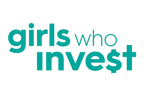 Girls Who Invest Logo Color