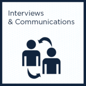 Interviews Communications